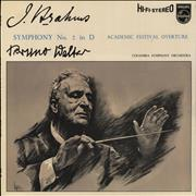 Click here for more info about 'Johannes Brahms - Symphony No. 2 In D: Academic Festival Overture'