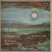 Click here for more info about 'Johannes Brahms - Symphony No. 3 / Tragic Overture'