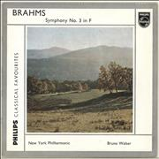 Click here for more info about 'Johannes Brahms - Symphony No. 3 in F, Op.90'