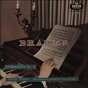Click here for more info about 'Johannes Brahms - Symphony No. 4 in E Minor'