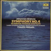 Click here for more info about 'Johannes Brahms - Symphony No.4 / Academic Festival Overture'