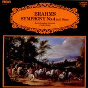 Click here for more info about 'Johannes Brahms - Symphony No.4 in E Minor'