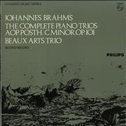 Click here for more info about 'Johannes Brahms - The Piano Trios (Second Record)'
