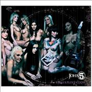 Click here for more info about 'John 5 - Remixploitation'