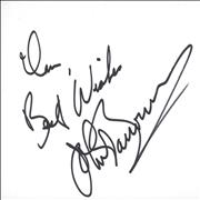 Click here for more info about 'John Barrowman - Autograph'