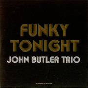 Click here for more info about 'The John Butler Trio - Funky Tonight'
