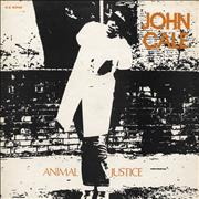 Click here for more info about 'John Cale - Animal Justice EP'