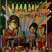 Click here for more info about 'John Cale - Comes Alive'