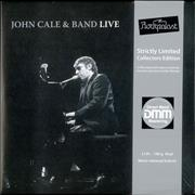 Click here for more info about 'John Cale - John Cale & Band Live - Sealed'