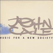 Click here for more info about 'John Cale - Music For A New Society'