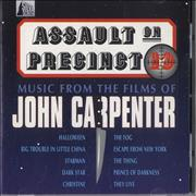 Click here for more info about 'John Carpenter - Assault On Precinct 13 - Music From The Films Of'