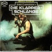 Click here for more info about 'John Carpenter - Die Klapperschlange'