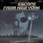 Click here for more info about 'John Carpenter - Escape From New York'