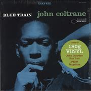 Click here for more info about 'Blue Train - 180gram Vinyl - Sealed'