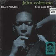 Click here for more info about 'John Coltrane - Blue Train - Green Vinyl - Sealed'