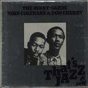Click here for more info about 'John Coltrane - The Avant-Garde'