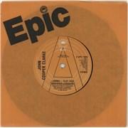 "John Cooper Clarke Gimmix UK 7"" vinyl Promo"