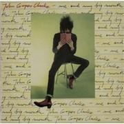 John Cooper Clarke Me And My Big Mouth UK vinyl LP