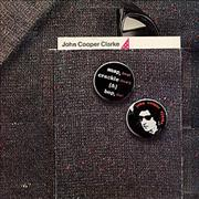 Click here for more info about 'John Cooper Clarke - Snap Crackle & Bop - Special Sleeve & book'