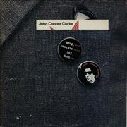 Click here for more info about 'John Cooper Clarke - Snap, Crackle & Bop'