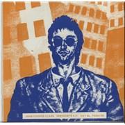 """John Cooper Clarke Suspended Sentence UK 7"""" vinyl"""