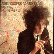 "John Cooper Clarke The Day My Pad Went Mad UK 7"" vinyl"