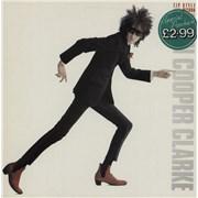 John Cooper Clarke Zip Style Method UK vinyl LP