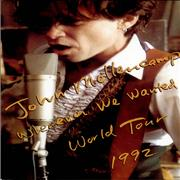Click here for more info about 'Whenever We Wanted World Tour'