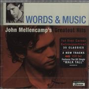 Click here for more info about 'John Cougar Mellencamp - Words And Music: John Mellencamp's Greatest Hits'