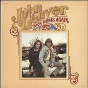 Click here for more info about 'John Denver - Back Home Again - smooth sleeve'