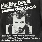Click here for more info about 'John Dowie - Another Close Shave'