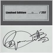 Click here for more info about 'John Entwistle - Bass Culture - Autographed by Roger Daltrey'