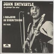 Click here for more info about 'John Entwistle - I Believe In Everything'