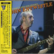 Click here for more info about 'John Entwistle - King Biscuit Flower Hour Presents John Entwistle'