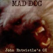 Click here for more info about 'John Entwistle - Mad Dog + insert & poster'