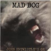 Click here for more info about 'John Entwistle - Mad Dog - EX'