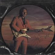 "John Entwistle Too Late The Hero UK 7"" vinyl"