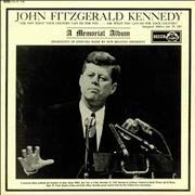 Click here for more info about 'John F. Kennedy - A Memorial Album'