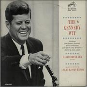 Click here for more info about 'John F. Kennedy - The Kennedy Wit'