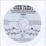 Click here for more info about 'John Fahey - Sea Changes & Coelacanths - Sampler'