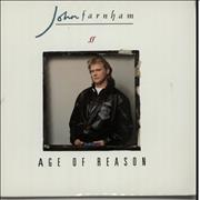 Click here for more info about 'John Farnham - Age Of Reason - Picture'