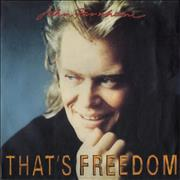 Click here for more info about 'John Farnham - That's Freedom'