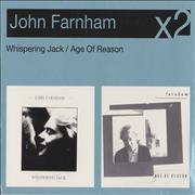 Click here for more info about 'John Farnham - Whispering Jack / Age Of Reason'