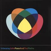 Click here for more info about 'John Foxx - Interplay + The Shape Of Things - RSD'
