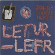 Click here for more info about 'John Frusciante - Letur-Lefr'
