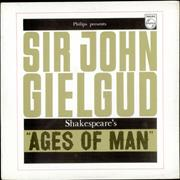 Click here for more info about 'John Gielgud - Ages Of Man'