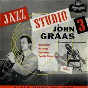 Click here for more info about 'John Graas - Jazz Studio 3 Part 3'