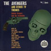 Click here for more info about 'John Gregory - The Avengers & Other TV Themes'