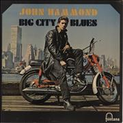 Click here for more info about 'John Hammond - Big City Blues - EX'
