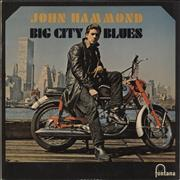 Click here for more info about 'John Hammond - Big City Blues'